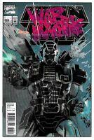 The Punisher #218 Iron Man #282 War Machine Homage 3D Variant (Marvel, 2017) NM