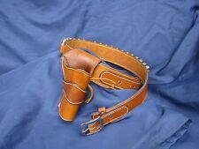 El Dorado Single Rig, Sass Cowboy and Western Holster, Custom belt size