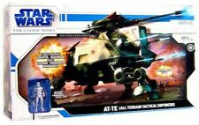 Vehicles 2008 AT-TE (All Terrain Tactical Enforcer) Action Figure Vehicle