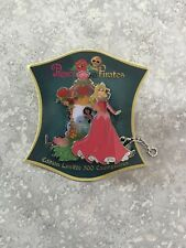 DLP Disneyland Paris Princesses And Pirates Aurora Jasmine Pin LE 500