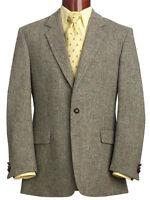 Genuine HARRIS TWEED - BARVA Men's classic blazer Jacket