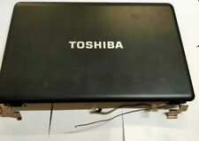 Toshiba Satellite C660 LCD With Back Cover Frame