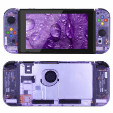 Nintendo Switch Controller Joy-Con Housing Shell Case Replacement FULL Purple