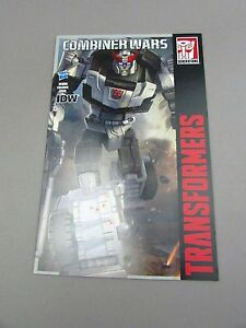 Transformers Generations Prowl Comic IDW Combiner Wars Hasbro
