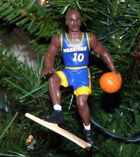 tim HARDAWAY golden state WARRIORS basketball NBA xmas TREE ornament jersey #10