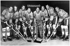 NHL 1967 Inaugural Pittsburgh Penguins Team Picture  8 X 12 Photo Free Shipping