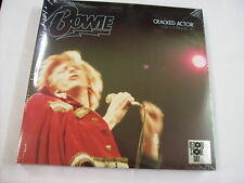 DAVID BOWIE - CRACKED ACTOR - 3LP VINYL NEW SEALED RSD 2017