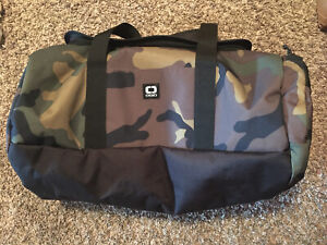 OGIO Alpha Core Recon 335 Camouflage Duffle Bag Large Tote Overnight Carryon NWT