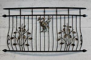 Powder coated Juliet Balcony, Balustrades,  Railings. Personalised. Number 17