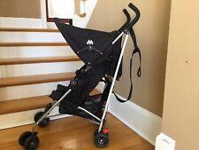 MACLAREN Lightweight Single Stroller Black