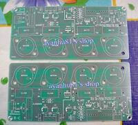 2 X JLH HOOD 1996 Class A Update Stereo Audio Power Amplifier PCB BHF