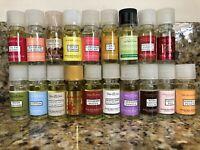 New Bath & Body Slatkin & Co White Barn Fragrance Oil You Choose Rare Discount
