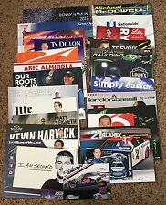 Lot Of 26 Different 2017 NASCAR Postcards Dale Jr Chase Larson Hero Card