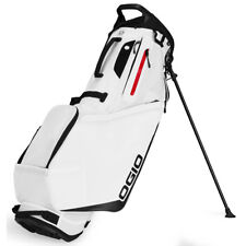 OGIO Shadow Fuse 304 Stand Bag - White