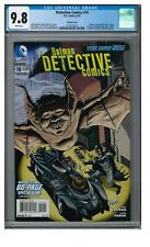 Detective Comics #19 (2013) Mad Alfred E Newman Variant CGC 9.8 FF369
