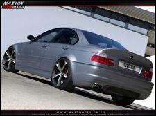 BODY KIT PARAURTI POSTERIORE M3 LOOK  BMW E 46 BERLINA