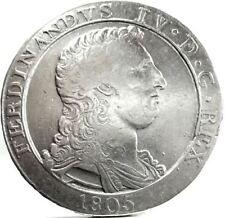 NAPOLI (Ferdinando IV) Piastra,120 Grana 1805