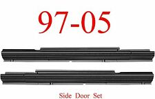 97 05 Chevy Venture Sliding Door Rocker Set Panel, Montana Silhouette Both Sides
