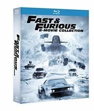 Fast and Furious - 8 Movie Collection (8 Blu-ray) Universal Pictures