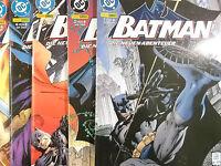 AUSWAHL = BATMAN Die neuen Abenteuer 1 2 3 4 5 6 von 6 ( PANINI 2003 ) Neuwertig
