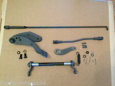 Harley Knucklehead UL Panhead Rigid Deluxe Rear Brake Pedal & Linkage Kit 36-57