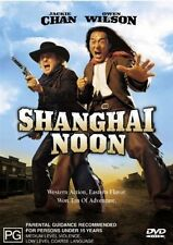 Shanghai Noon (DVD, 2001)