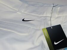 NWT Nike Golf Tour Performance Modern Tech Slim Fit Pants- White- 38x32, $80+