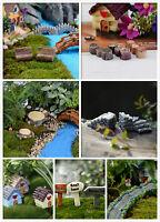 Figurine Craft Plant Pot Garden Ornament Miniature Fairy Garden Decor DIY_ti