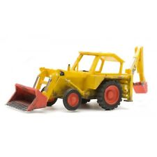 JCB Digger (construction) - Dapol Kitmaster C045 - OO Plastic Vehicles kit