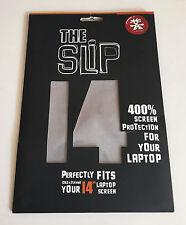 Crumpler Microfiber ''The Slip'' Slip-14, silver für 14''-Notebooks 28,5x21.4 cm