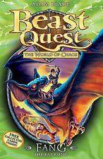 Fang the Bat Fiend (Beast Quest) by Adam Blade (Paperback) New Book