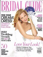 Bridal Guide wedding magazine Dream dresses and gowns Perfect makeup tips Money