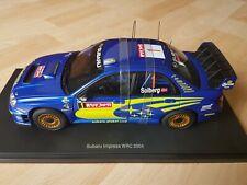 1:18 AUTOART SUBARU IMPREZA WRC SOLBERG 2004 RALLY JAPAN