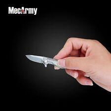 EK33 Titanium foldable knife, Mecarmy