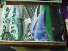 12µµ Revue Generale Chemins de Fer RGCF 3/2004 Motorisation TGV POS Train Propre