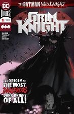 BATMAN WHO LAUGHS THE GRIM KNIGHT #1 (13/03/2019)