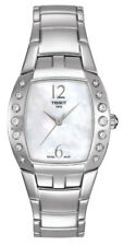 Tissot Femini T Mother of Pearl, Diamond Accented Ladies Watch T0533106111200