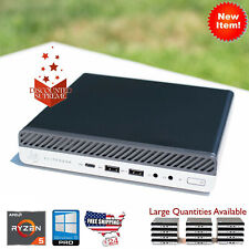 HP EliteDesk 705 G4 Mini PC - 8GB DDR4 RAM 3.2 GHz 256GB SSD WIFI Warranty 2022