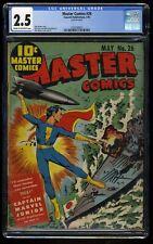 Master Comics #26 CGC GD+ 2.5 Cream To Off White
