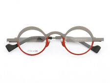 Small Round Vintage Pure Titanium RX able Eyeglasses Frame Glasses Retro Unisex