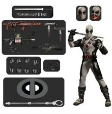 "Mezco One:12 Collective X-Force Deadpool Marvel 6"" Action Figure PX Exclusive Nr"