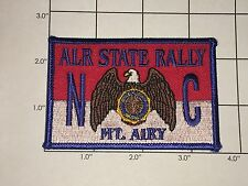 ALR State Rally Patch - Mt Airy NC