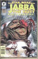 Star Wars Jabba The Hut Betrayal #1-1996 fn 6.0 Dark Horse Newsstand Variant