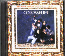 CD (NEU!) . COLOSSEUM - For those who are about (+6 Bonus Colloseum mkmbh