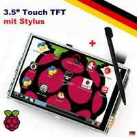 3.5 Zoll Touch Display TFT XPT2046 LCD SPI 480*320 Touchscreen Raspberry Pi 2...