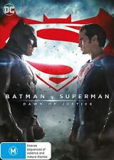Batman V Superman - Dawn Of Justice (DVD, 2016) NEW SEALED