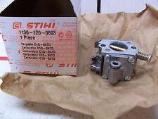 Stihl OEM Carburetor Zama C1Q-S57D 180 170 017 018 1130-120-0603 S57 #GM-2G3