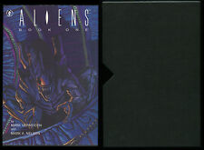 Aliens Book One Hardcover HC HB w slipcase Rare Dark Horse 1 Mark Nelson art OOP