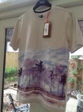 Marks & Spencer North Coast Mens Tee Shirt - Small £17.50 - Brand New