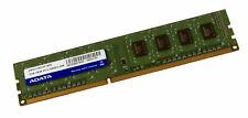 Adata AM2U139C2P168V (2GB DDR3 PC3-10600U 1333MHz DIMM 240-pin) Memory Module